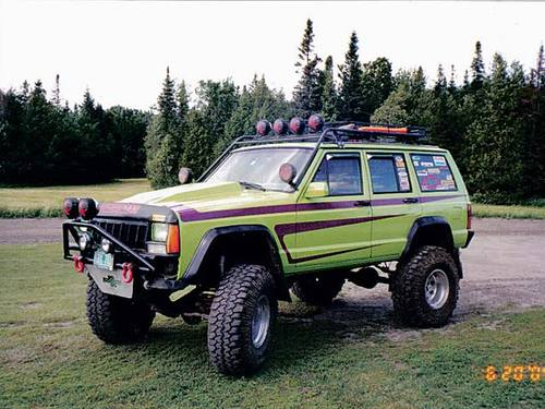1988 JEEP CHEROKEE XJ SERVICE REPAIR MANUAL DOWNLOAD