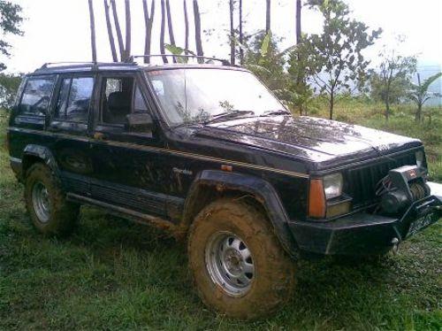 1995 Jeep Xj Wiring Diagram