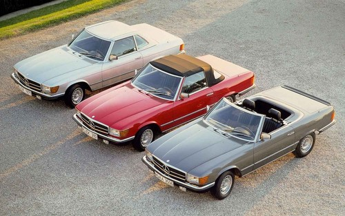 Pay for Mercedes-Benz Series 107, 123, 124, 126, 129, 140, 201 Service Repair Manual 1981-1993 Download