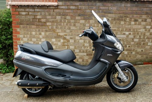 Piaggio Mss X9 Evolution 250 Service Repair Manual Download