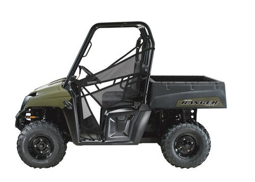 Polaris Ranger 500 Efi Carb Service Repair Manual 2005