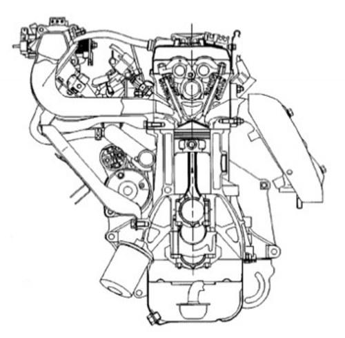 Mitsubishi Series 4g1 Engine E W Service Repair Manual Download
