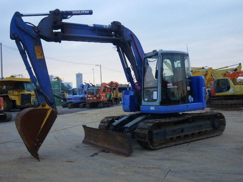 komatsu pc128uu 2 hydraulic excavator service shop repair manual s rh tradebit com Owner's Manual Parts Manual