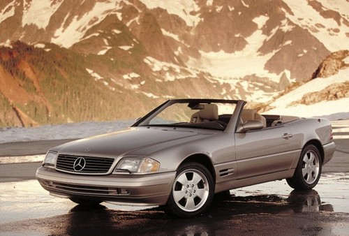 Pay for MERCEDES-BENZ SL-CLASS R129 SERVICE REPAIR MANUAL DOWNLOAD