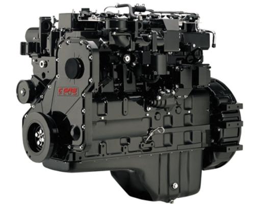 komatsu cummins n 855 series diesel engine service shop. Black Bedroom Furniture Sets. Home Design Ideas