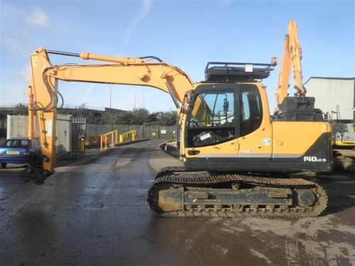 Pay for HYUNDAI R140LC-9 CRAWLER EXCAVATOR SERVICE REPAIR MANUAL