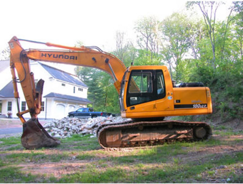Pay for HYUNDAI R180LC-7 CRAWLER EXCAVATOR SERVICE REPAIR MANUAL