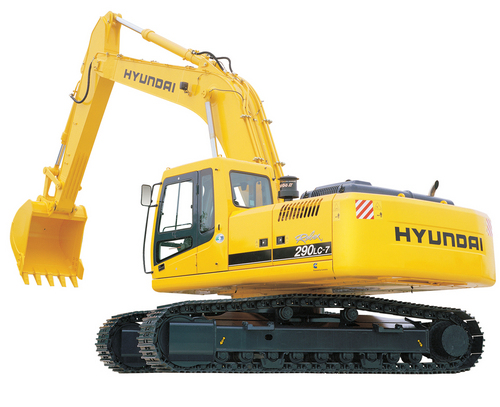 HYUNDAI R290LC-7 CRAWLER EXCAVATOR SERVICE REPAIR MANUAL - Download...