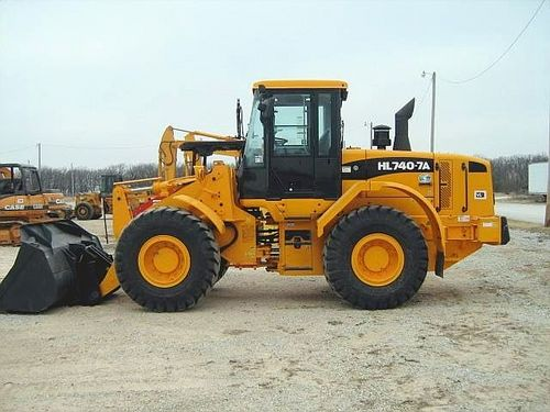 Pay for HYUNDAI HL740-7A, HL740TM-7A WHEEL LOADER SERVICE REPAIR MANUAL DOWNLOAD!
