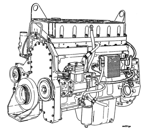 cummins m11 series engines specification manual