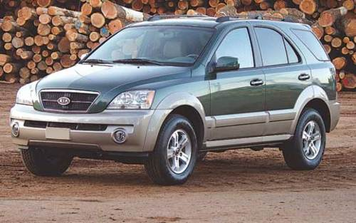 2004 Kia Sorento Service Repair Manual Download