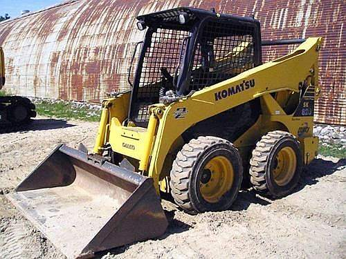 Cat Skid Steer Manual Komatsu
