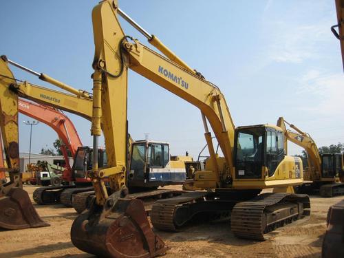 komatsu pc270lc 7l hydraulic excavator service shop repair. Black Bedroom Furniture Sets. Home Design Ideas