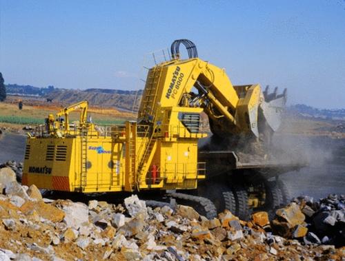 Pay for Komatsu Hydraulic Mining Shovel PC8000 General Assembly Procedure