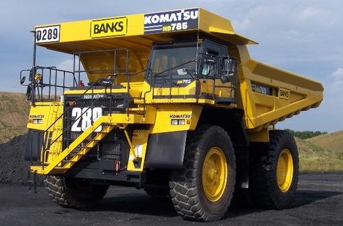 Pay For Komatsu Hd785 7 Dump Truck Field Embly Instruction