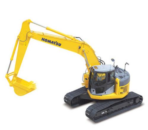 komatsu pc228uslc 1 hydraulic excavator operation. Black Bedroom Furniture Sets. Home Design Ideas