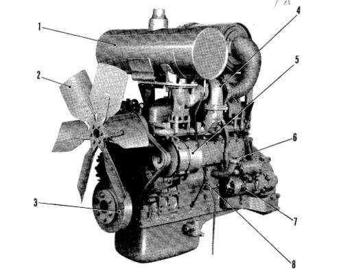 komatsu 110 series diesel engine service repair manual. Black Bedroom Furniture Sets. Home Design Ideas