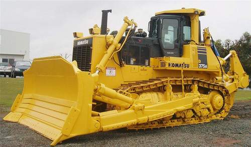 komatsu d375a 2 bulldozer service repair workshop manual