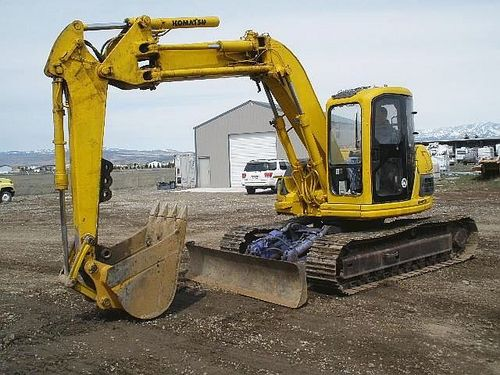 komatsu pc128uu 1 pc128us 1 hydraulic excavator service shop repai rh tradebit com HP Owner Manuals Owner's Manual