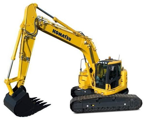 komatsu pc228us 3e0 pc228uslc 3e0 hydraulic excavator. Black Bedroom Furniture Sets. Home Design Ideas