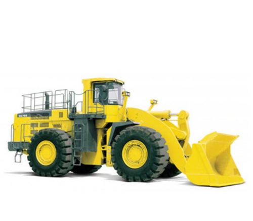 komatsu wa700 3 wheel loader operation maintenance. Black Bedroom Furniture Sets. Home Design Ideas