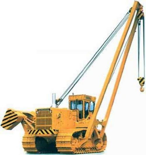 Pay for KOMATSU D355C-3 PIPELAYER FIELD ASSEMBLY MANUAL