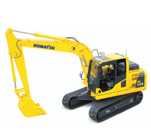 komatsu pc130 7 hydraulic excavator service shop repair. Black Bedroom Furniture Sets. Home Design Ideas