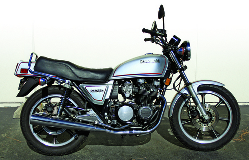 1984 Kawasaki Kz750 Four Motorcycle Service Repair Manual