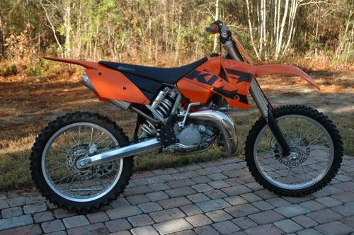 2003 Ktm Sportmotorcycles 125 200 250 300 Sx Mxc Exc Owner