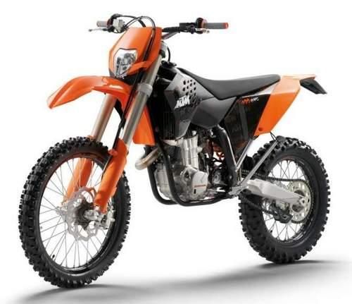 KTM SPORTMOTORCYCLES 400 / 450 / 520 / 525 EXC, MXC, SMR ...