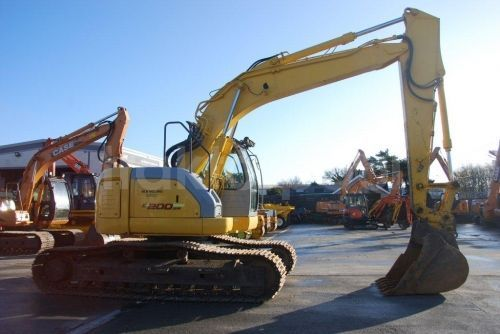 Pay for NEW HOLLAND E200SR EXCAVATOR SERVICE REPAIR MANUAL