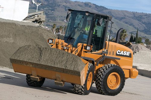 Pay for CASE 521E TIER 3 WHEEL LOADER SERVICE REPAIR MANUAL