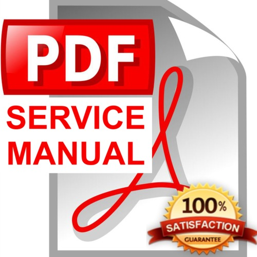 Thumbnail BOBCAT 500 SKID STEER LOADER SERVICE MANUAL