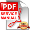 Thumbnail BOBCAT BACKHOE LOADER 709 FDS SN A5F300101 & ABOVE Service M