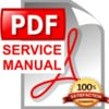 Thumbnail BOBCAT T140 2009 SN 529311001 & ABOVE Service Manual