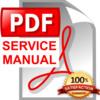 Thumbnail Citroen Xantia Estate 2.0L 1998cc 1993-1998 Service Manual