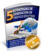 Thumbnail 5 Estrategias De Generación de Tráfico Efectivo - Español -