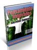 Thumbnail Pensamiento Innovador Secretos Expuestos -Español- PLR