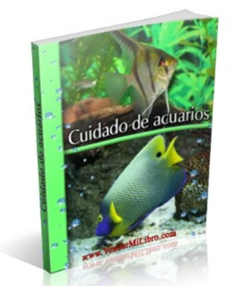 Pay for Cuidado De Acuarios PLR (Español)