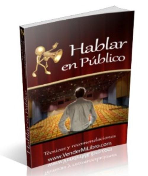 Pay for Hablar En Público PLR (Español)