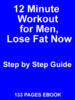Thumbnail 12 minute Workout for men, lose fat now, step by step guide