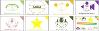 Thumbnail pop up card 2 -Aquatic friends reminder - PLR