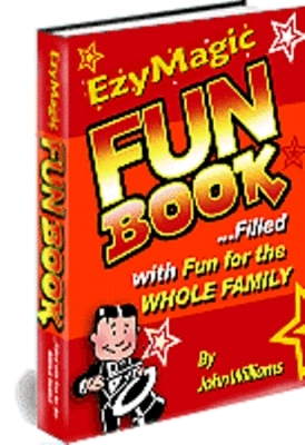 Pay for Ezy Magic Fun Book