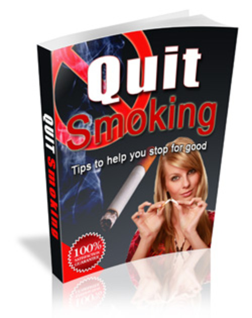 Pay for Quit Smoking PLR