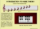 Thumbnail Interactive Piano Widget
