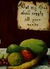 Thumbnail Fruits and Needs