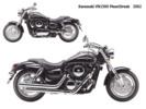 Thumbnail 2002-2003 KAWASAKI VN1500 Mean Streak Service Manual