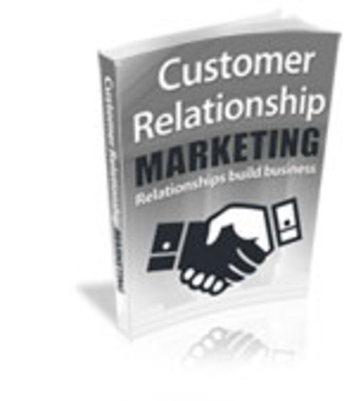 Pay for Customer Relationship Marketing
