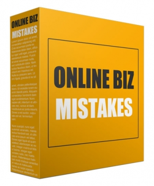 Pay for Online Biz Mistakes