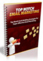 Thumbnail Top Notch Email Marketing With PLR